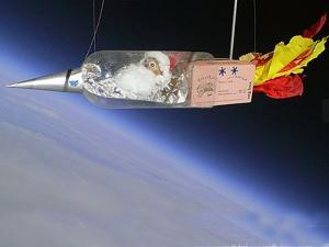 Pesawat Spudnik2 (Telegraph)